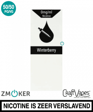 Craft Vapes Winterberry