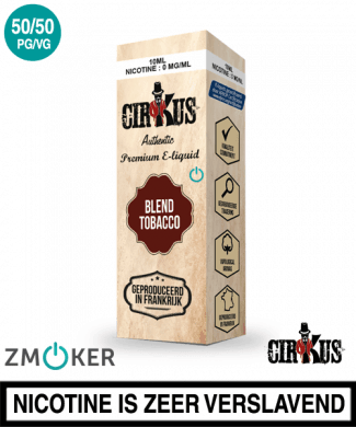 E-liquid Authentic Cirkus Blend Tobacco