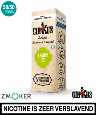 E-liquid Authentic Cirkus Lemon Ice